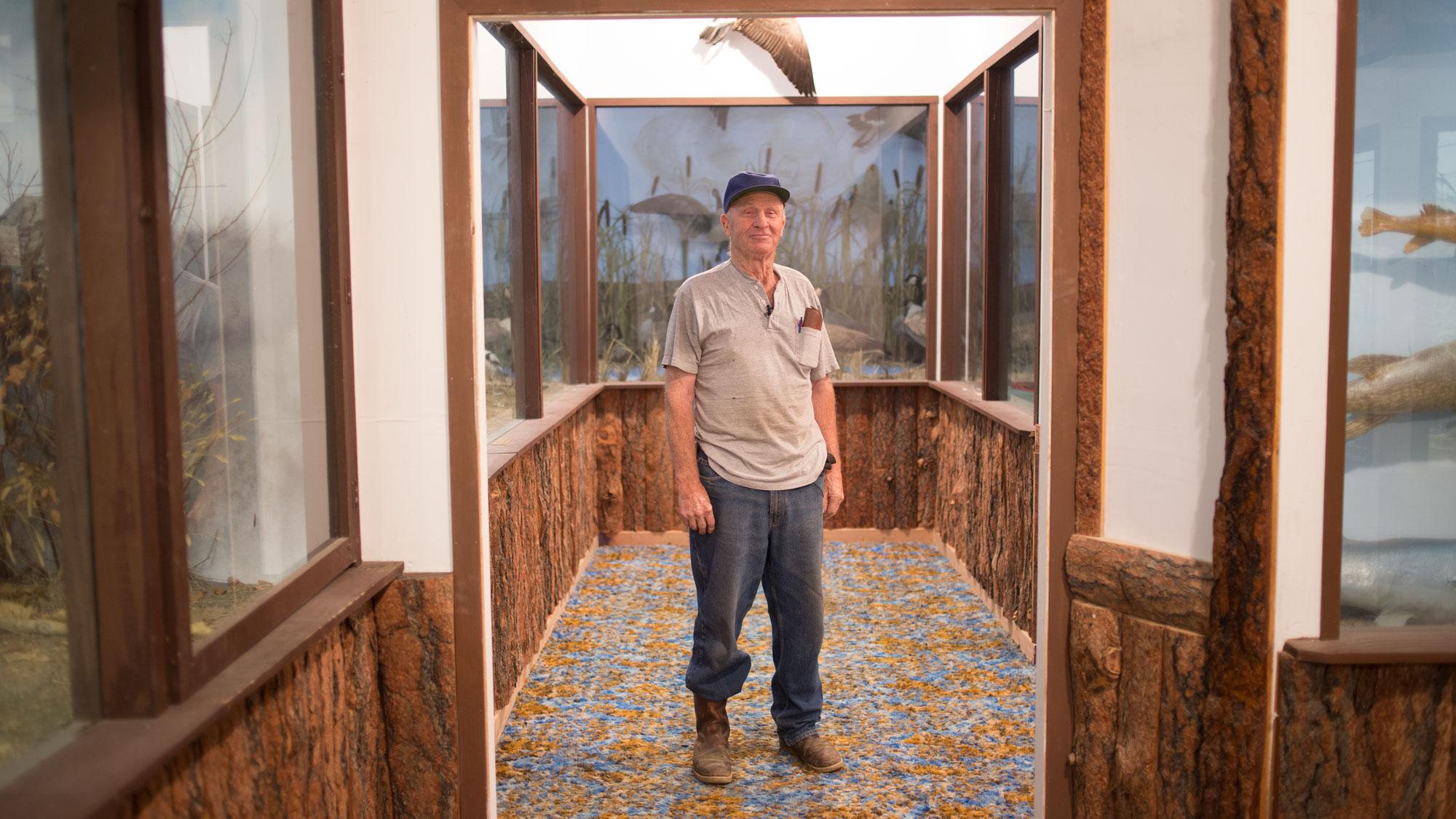 Montana mccone county circle - Wendell Pawlowski Curator Of The Mccone County Museum In Circle Montana